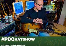 PDChatshow with Stuart Bruce