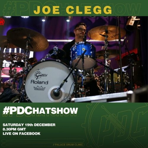 PDChatshow with Joe Clegg
