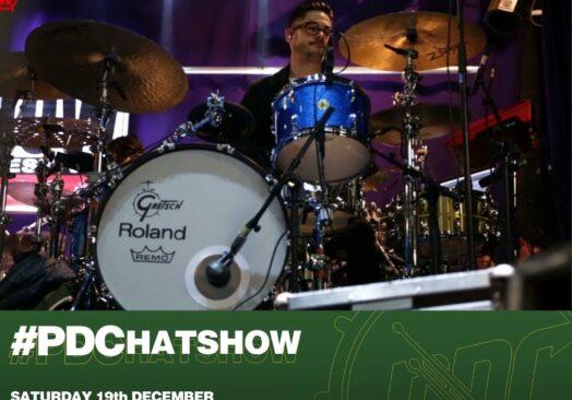 PDChatshow with Joe Clegg