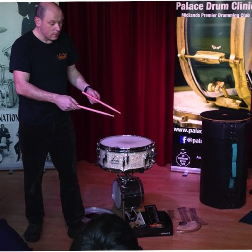 Remo Tuning Clinic with Jeff Davenport