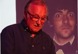An evening of Keith moon with Peter 'Dougal' Butler