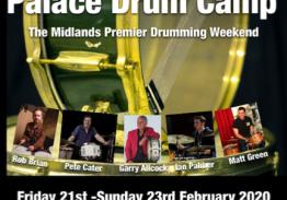Palace Drum Camp 2020