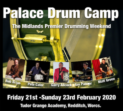 Palace Drum Camp 2020