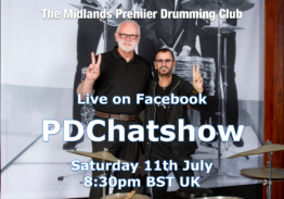 PDChatshow with Gary Astridge