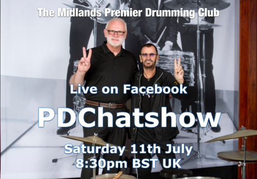 PDChatshow with Gary Astridge