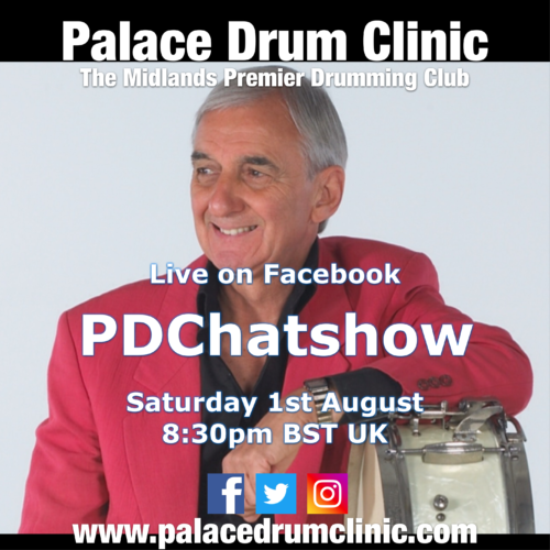 PDChatshow with Garry Allcock