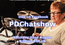 PDChatshow with Dorothea Taylor