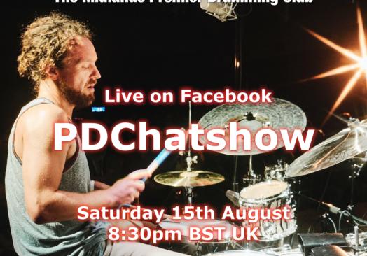 PDChatshow with Scott Pellegrom