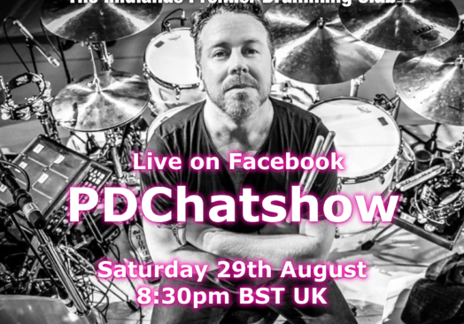 PDChatshow with Karl Brazil