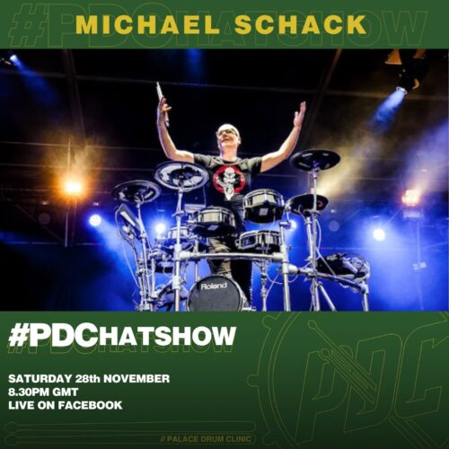 PDChatshow with Michael Schack