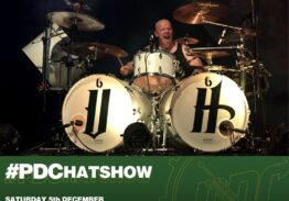 PDChatshow with Russell Gilbrook