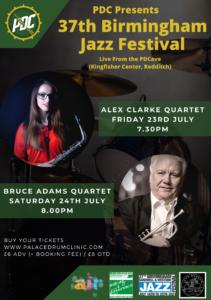 Jazz Festival Full Poster