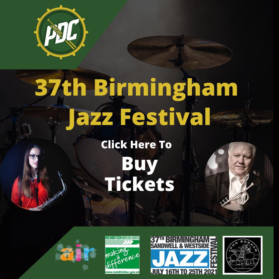 Jazz Festival Buy Ticket Poster